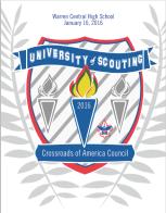 2016 UoS Course Catalog Cover