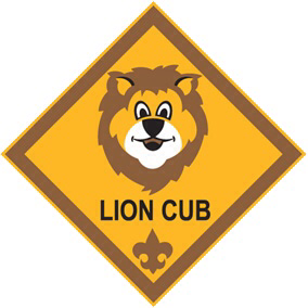 Lion Cub patch