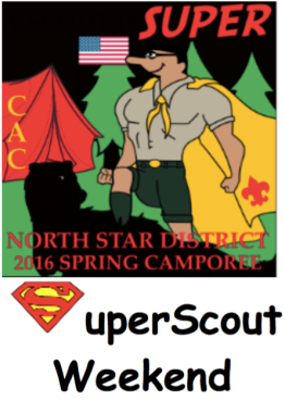 Spring Camporee Logo