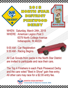 NS District PWD Flyer 2018