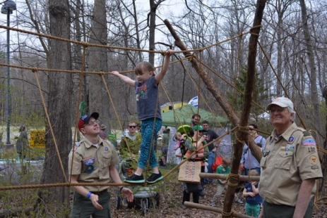 Earth Day 2018_Rope Bridge 2