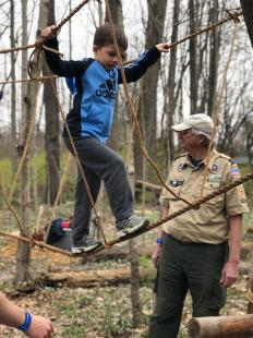 Earth Day 2018_Rope Bridge 5