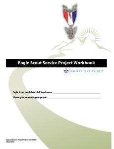 eagle scout workbook (2019) image
